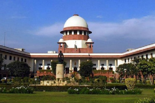 Supreme Court hearing on Amaravathi lands issue
