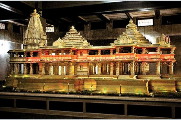 Telangana in second place in Ram Mandir donations