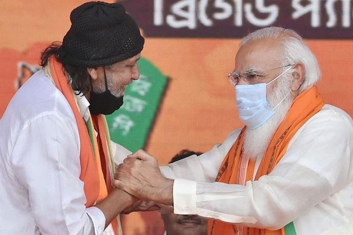 Saugata Roy says mithun chakraborty has no credibility