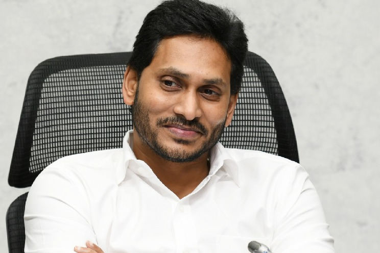 CM Jagan heaps praises on women