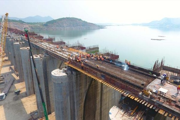 Polavam project will be finished by April next year