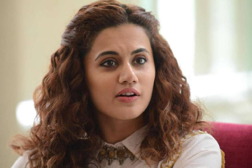 Will face punishment if I done wrong says Taapsee Pannu