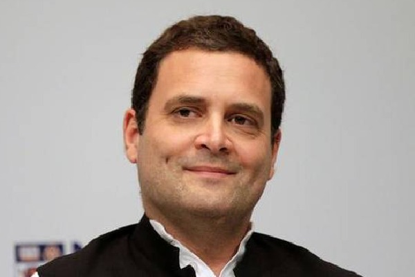 Jyotiraditya Scindia Has To Return to Congress to become CM says Rahul Gandhi
