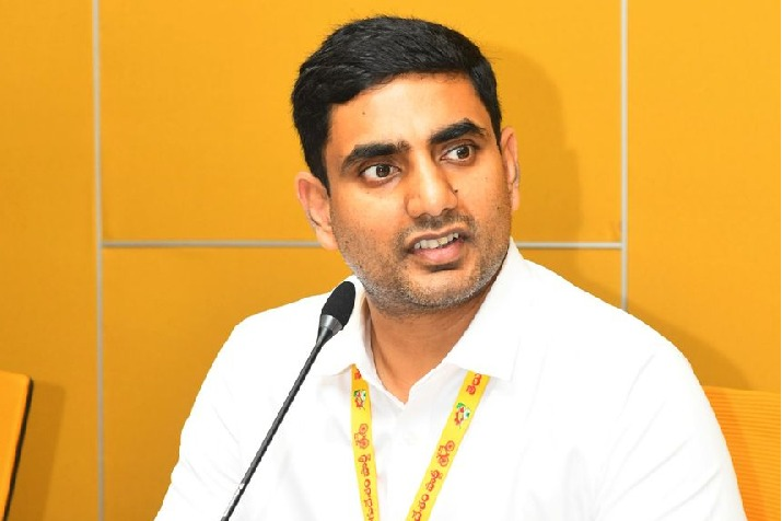 Nara Lokesh opines on Vijayawada TDP issue