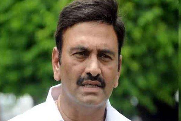 Conspiracy is hatching behind Jagan says Raghu Rama Krishna Raju
