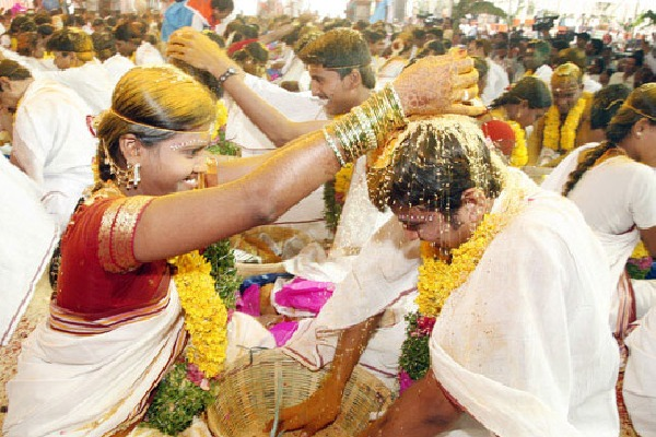 TTD To Give 2 Gram Mangal Sutra To Poor Couple Who Tied in Kalyanamastu