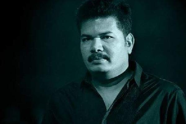 Director Shankar in new trouble
