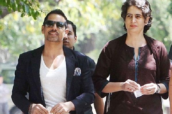 Priyanka Gandhi in isolation after husband Robert Vadra tests positive for Covid19
