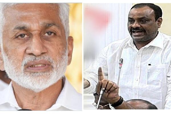 War of words between YSRCP and TDP leaders