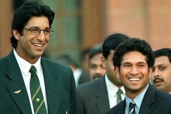 Wasim Akram wishes Sachin Tendulker a speedy recovery