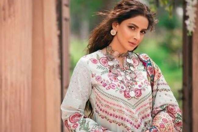 Pakistani actress Saba Qamar calls off wedding with fiance