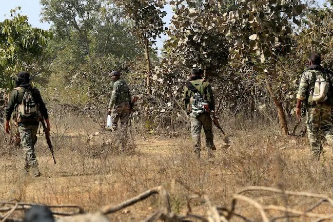 21 jawans missing after deadly encounter with Naxals on Sukma Bijapur border