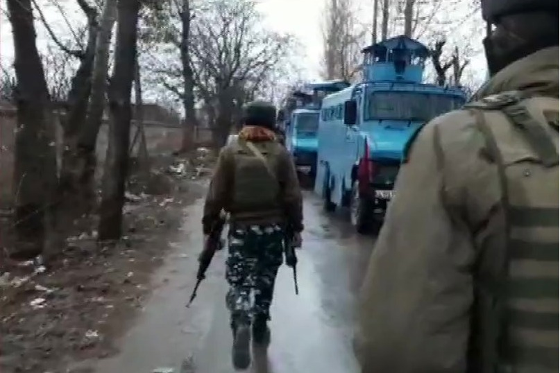 5 Terrorists killed in Two Encounters in Jammu and Kashmir
