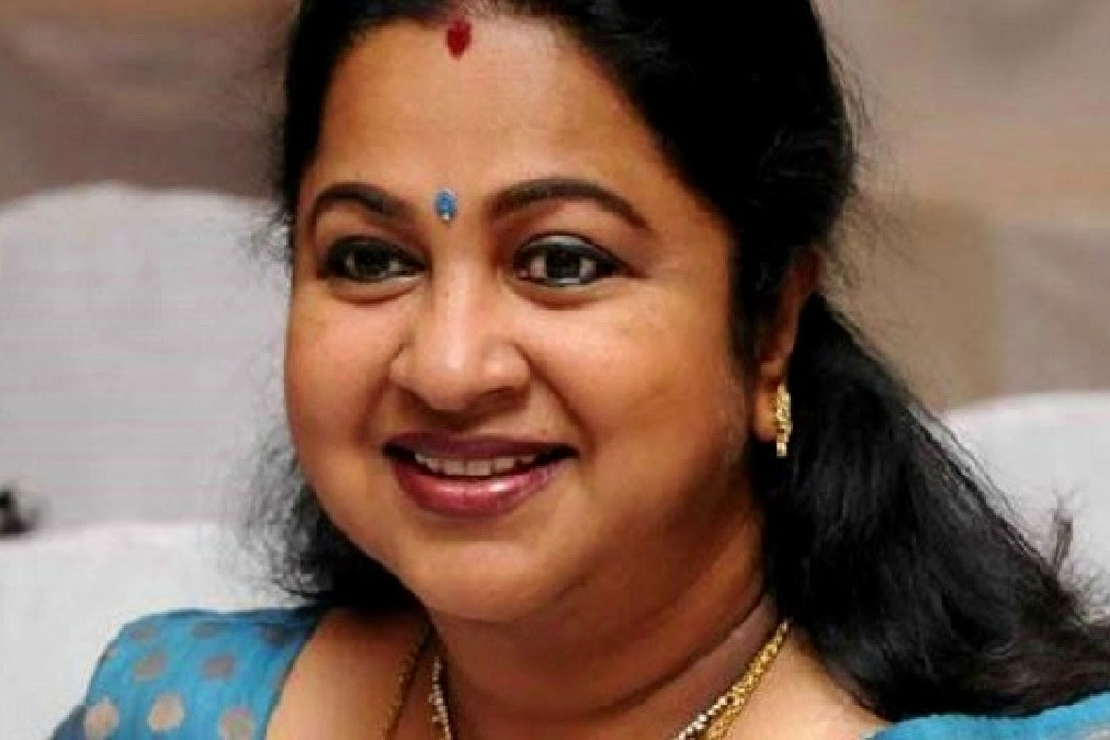 Actress Radhika responds about her health