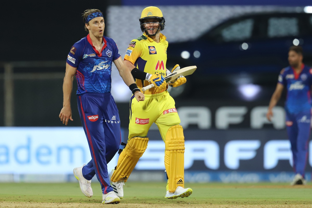 Delhi Capitals to chase huge target against Chennai Super Kings