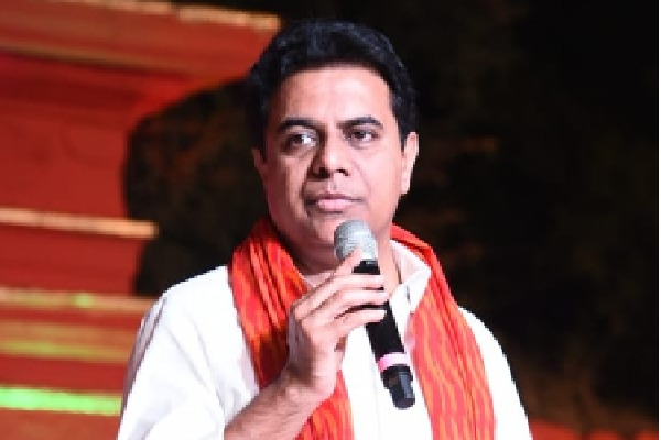 KTR ChitChat in Twitter