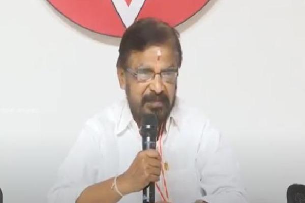 Madasu Gangadharam Resigns Janasena
