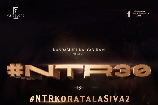 NTR new movie with Koratala Siva announced