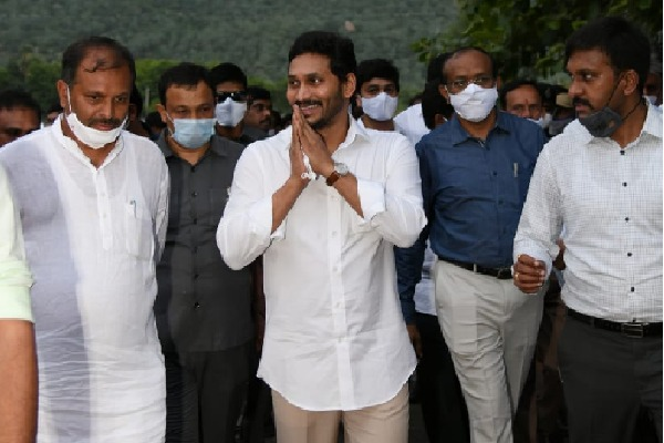 CM Jagan will attend Erukula Nancharamma carnival in Kadapa district