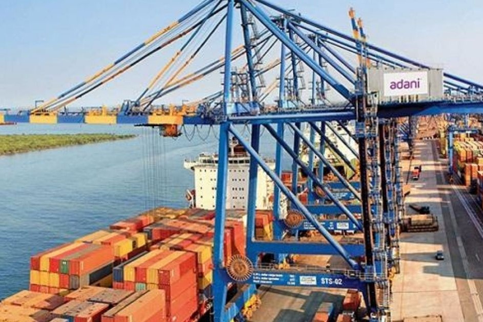 Gangavaram port now going in to Adani Hands