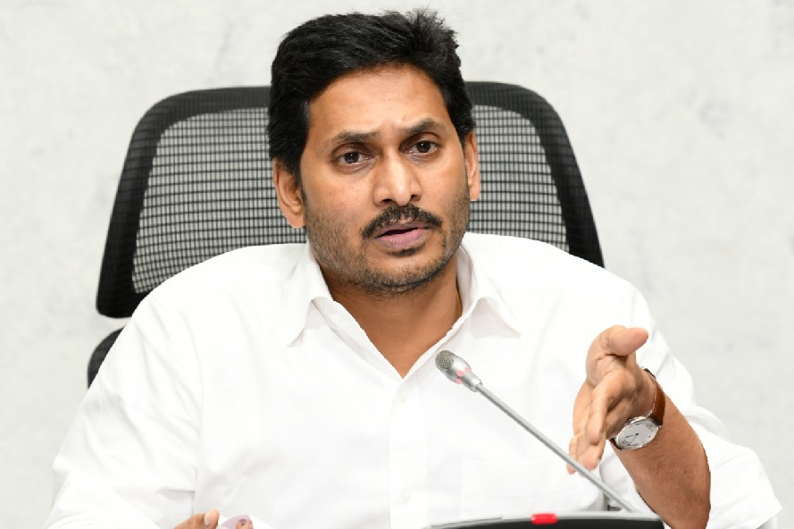 CM Jagan justifies AP Govt decision on Tenth and Inter exams