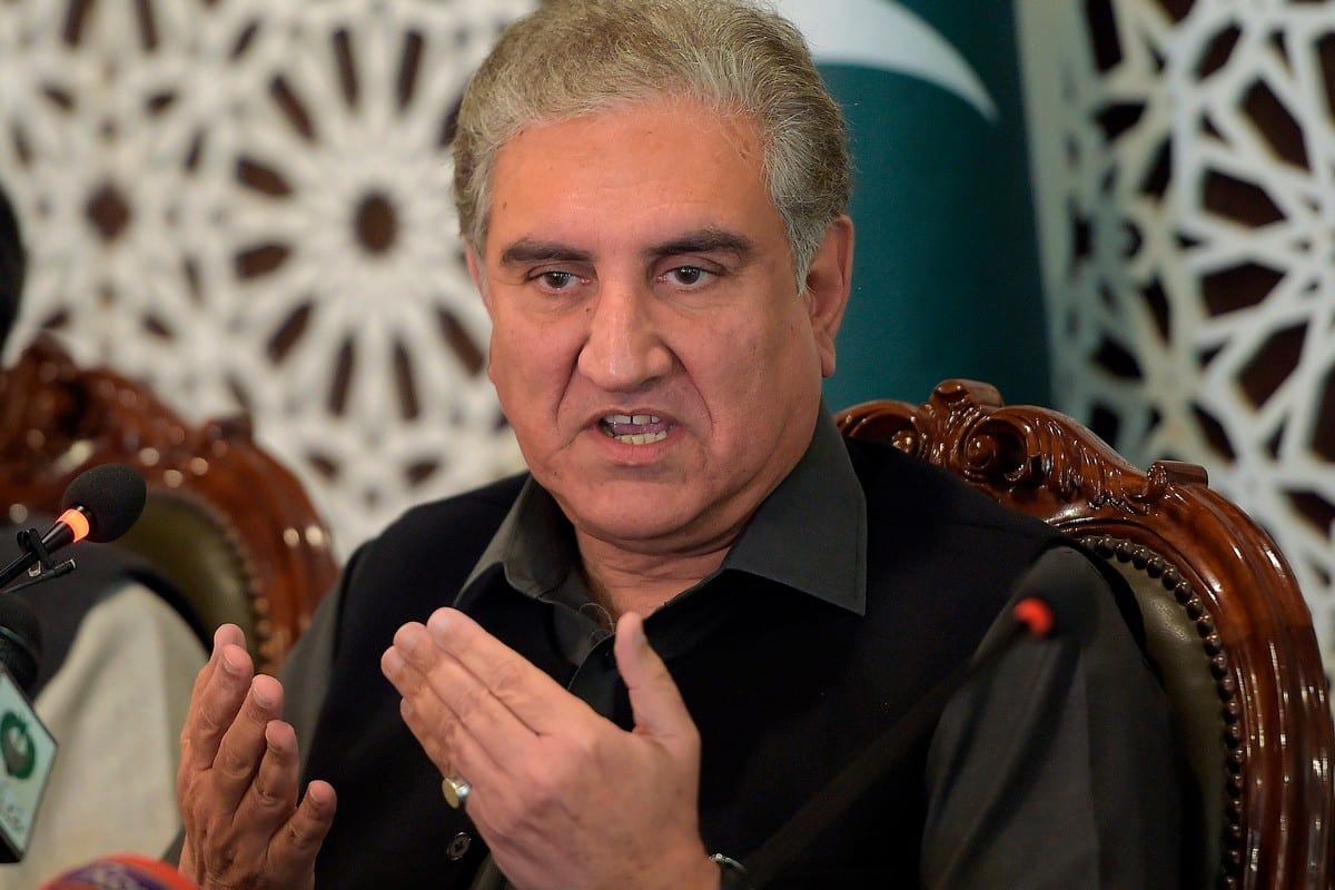 Pakistan external Affairs minister Qureshi changes his words on Article 370