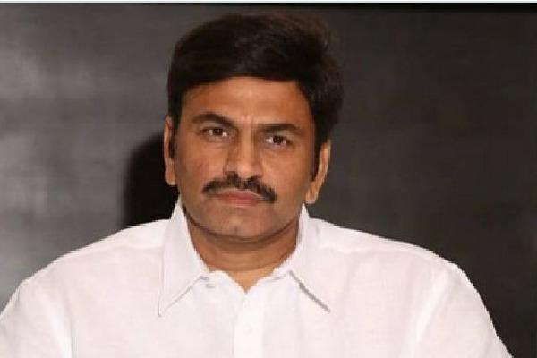 Raghurama Krishna Raju latest comments on YCP