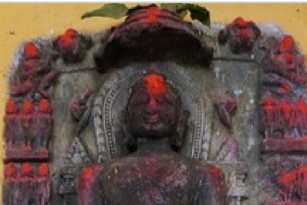 Mahavira sculpture found in Tamilnadu