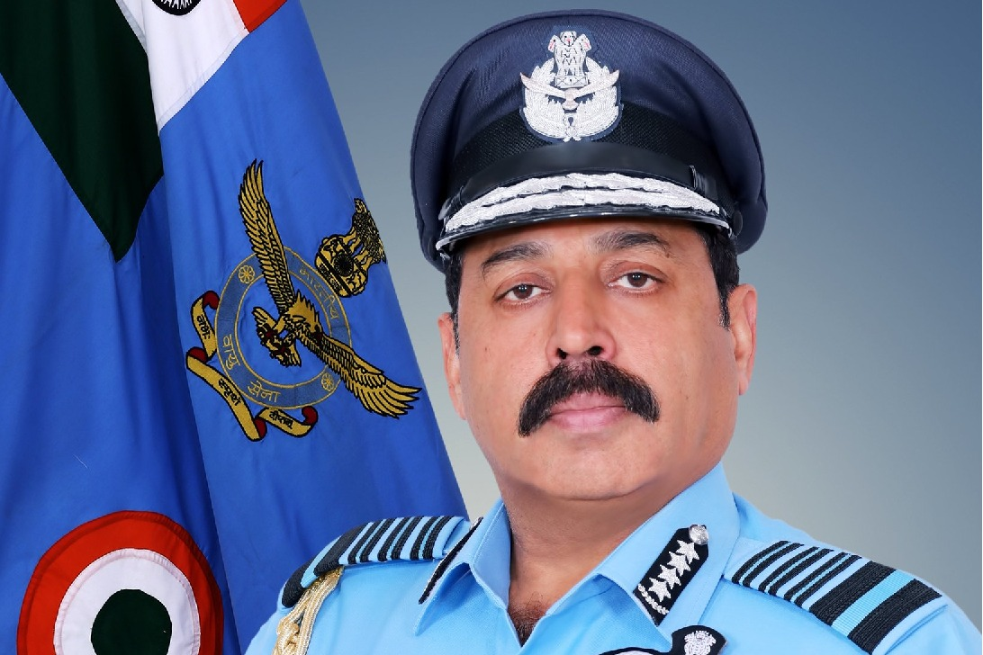 Indian air force chief says they can be aggressive if China can aggressive