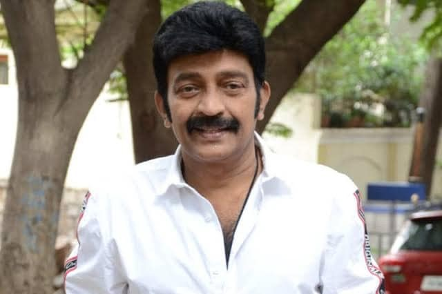 Hospital sources says actor Rajasekhar health is stable