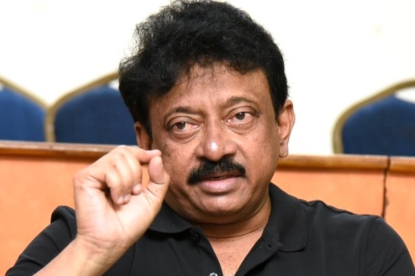 Ram Gopal Varma playing a rore in Power Star movie