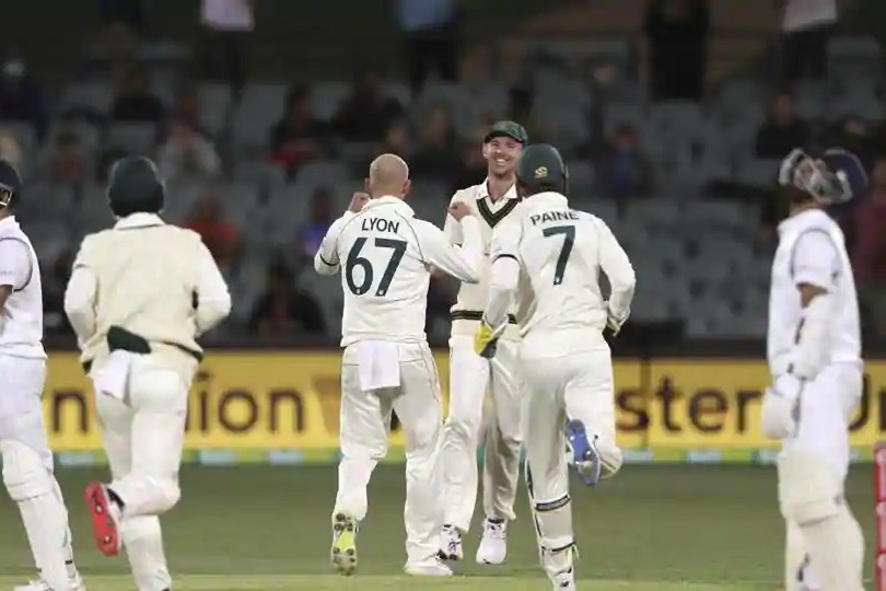 Indian Cricket Team in Trouble in Fourth Test