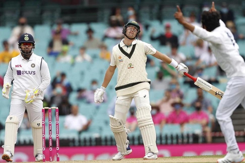 Australia Going Strond in Third Test