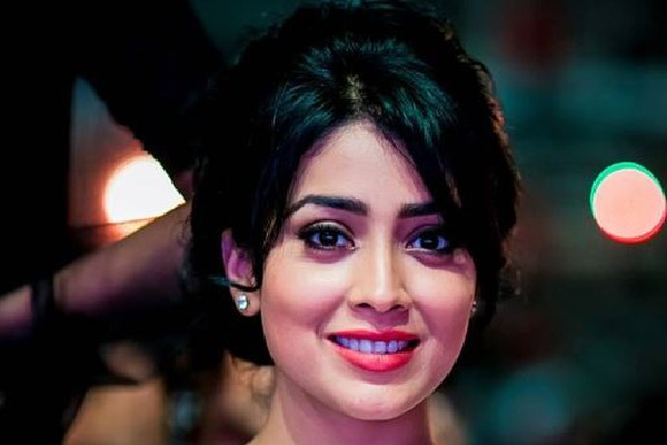 Shriya says its not yet finalized
