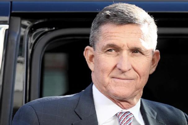 Trumkp Pardoned Michel Flynn