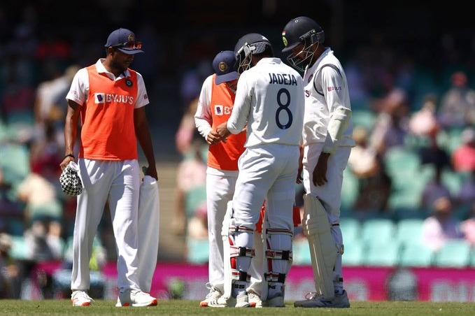 Depleted India stretched further with Rishabh Pant and Ravindra Jadeja injuries