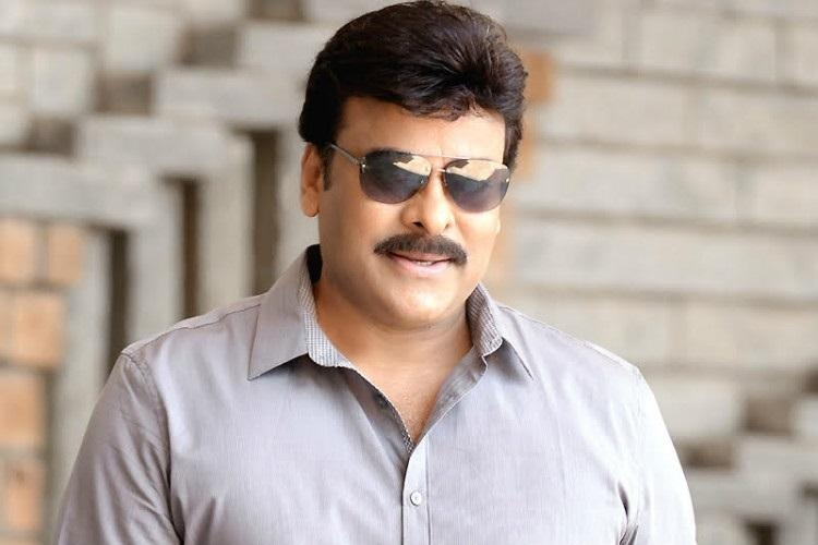 Temple town set built in 20 acres for Chiranjeevis Acharya movie
