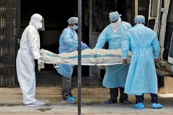 Corona death toll in AP crosses five thousand mark