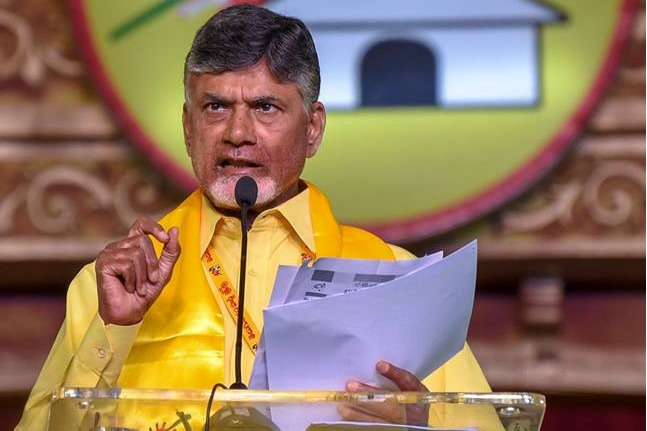 Chandrababu questions AP government why the state missed in Centre list