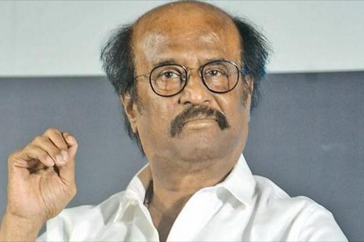 Madras HC warns Super Star Rajinikanth