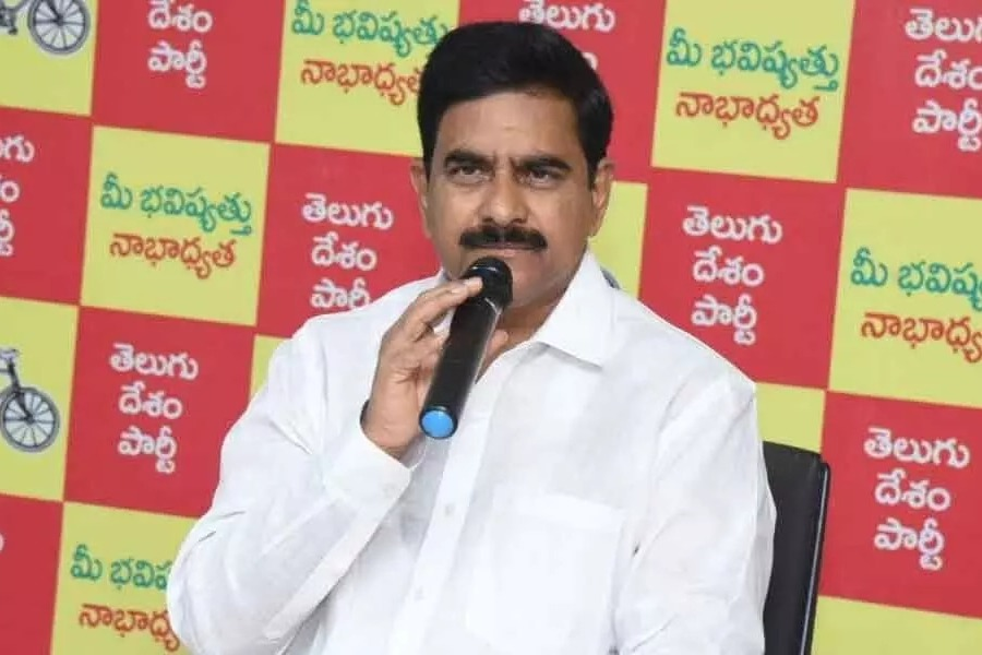 Will send notices to Devineni Uma says DSP Satyanandam