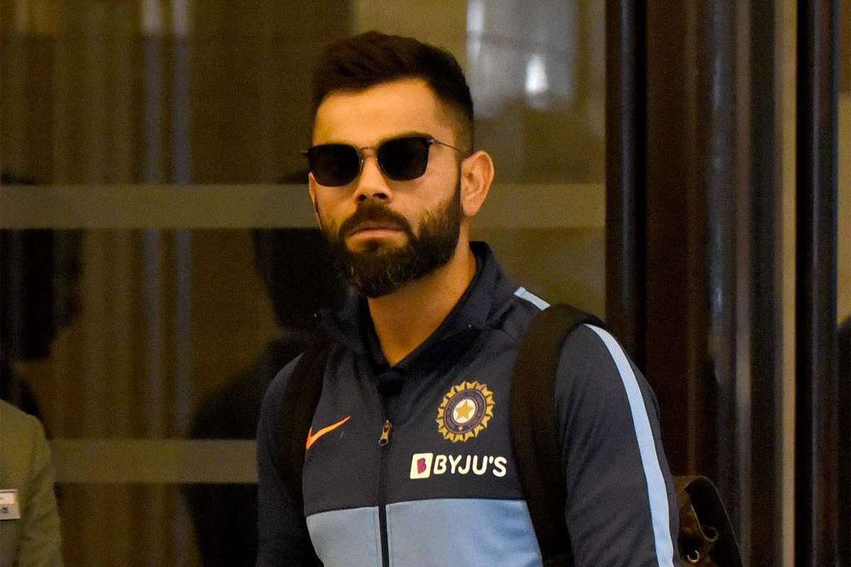 Kohli drops to 3rd place in ICC rankings