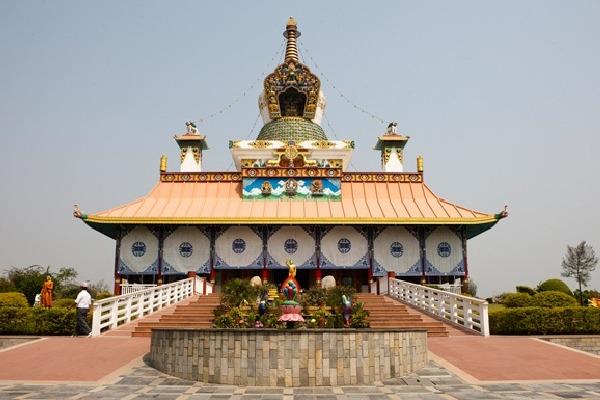 External Effairs Ministry Clarifies on Buddha Birth Place