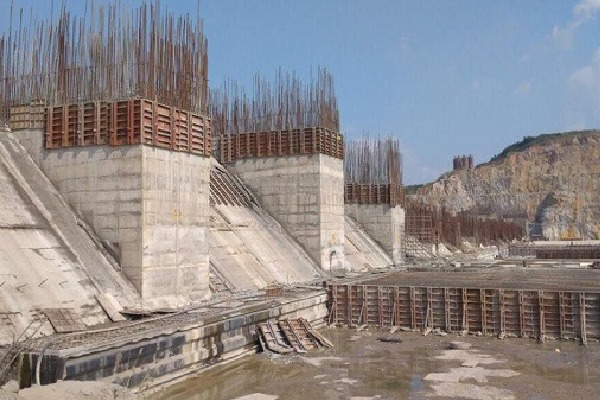 Union government replies to a RTI query over Polavaram project
