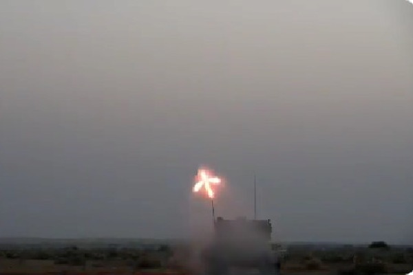 Nag anti tank missile test successful