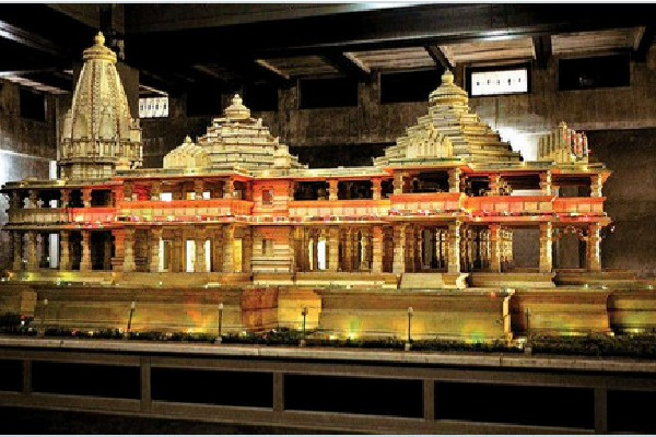 Ayodhya Ram Mandir priest tested corona positive