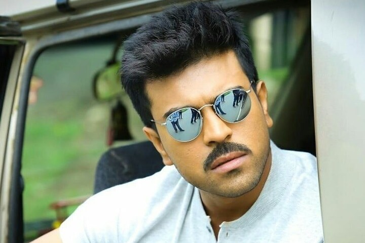Tamil director Lokesh narrated a story to Charan