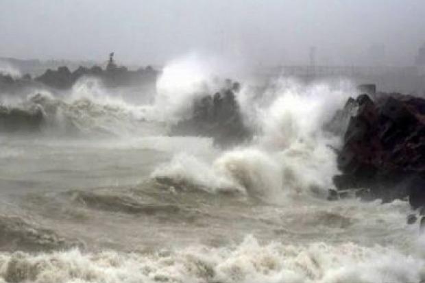 Sea comes forth in East Godavari district