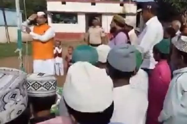 bihar minister video goes viral