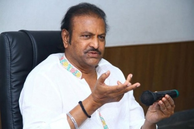 Those who wants to come from Singapore can send their details says Mohan Babu